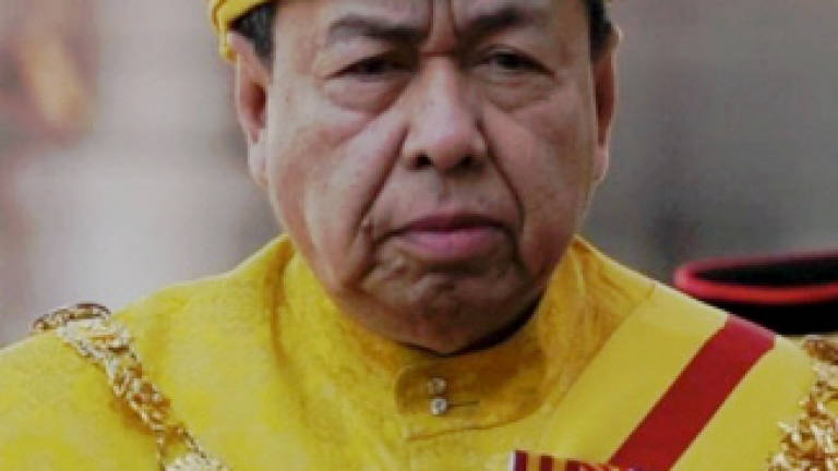 Political views have divided Malays, says Selangor Sultan (Updated)