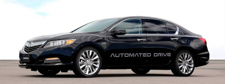Honda got world-first approval for Level 3 autonomous car