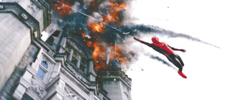 Movie review: Spider-Man Far From Home