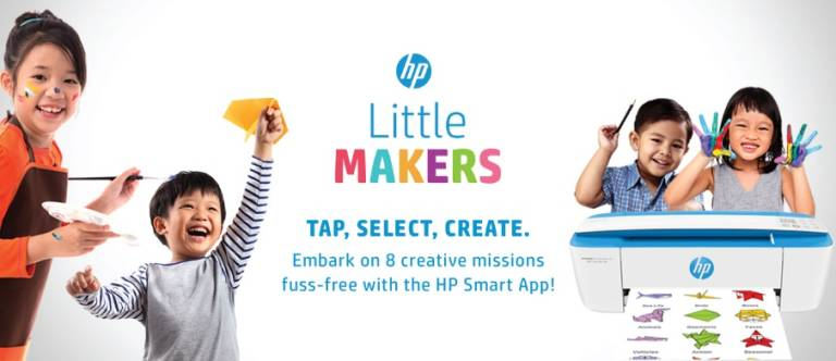 HP reinvents learning for children