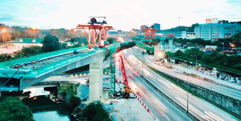 Sunway Construction consortium bags RM497m Indian highway project
