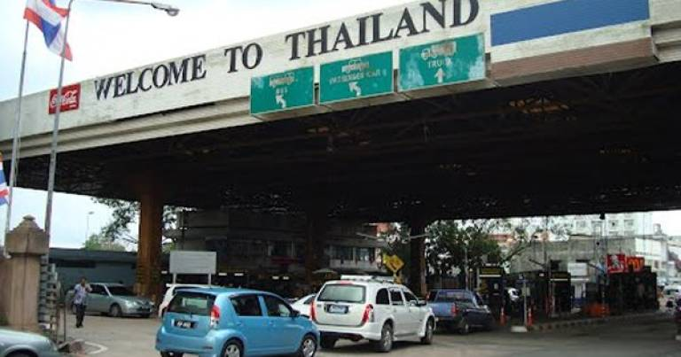 Exchanging info can increase security along Thailand-Malaysia border: Consul-General