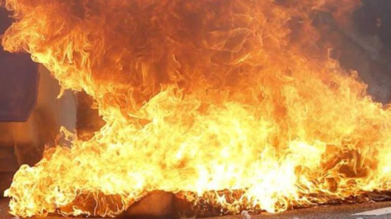 Mother, two toddlers burnt to death in fire
