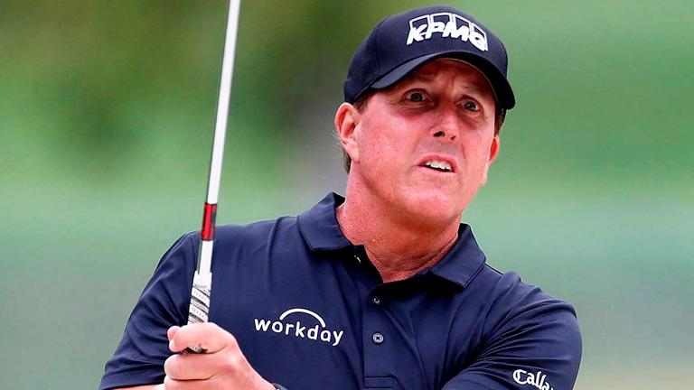 Mickelson chases elusive US Open win as Bryson seeks repeat