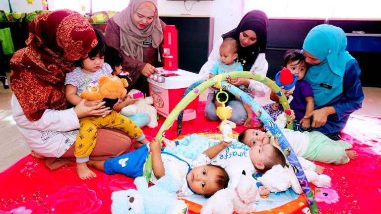 About 7,000 childcare operators to receive Penjana grants