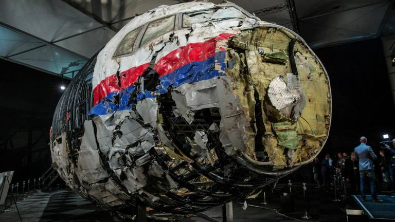 Top Putin aide named by MH17 airliner investigators