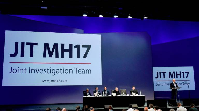 Malaysia appreciates JIT's report on MH17 incident