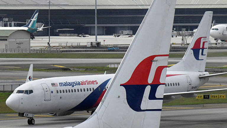 Malaysia Airlines operates rescue flights
