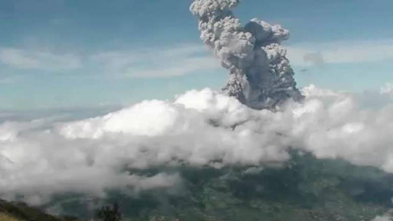 Mount Merapi eruption unlikely to affect Malaysia's air quality - MetMalaysia