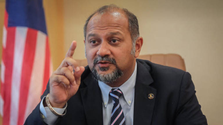 Gobind condemns criminal intimidation made against Guan Eng