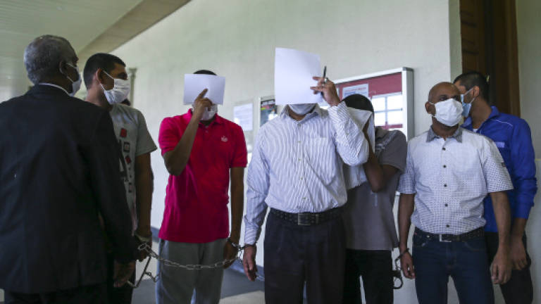 Pathologist, five men file appeal against death sentence for murdering Kevin Morais