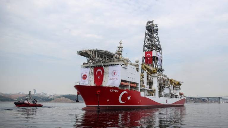 Turkey says EU measures will not affect Cyprus drilling