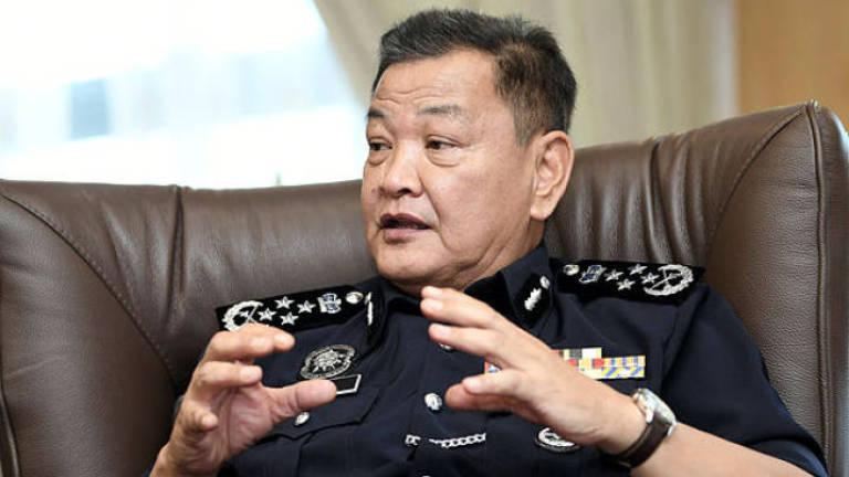MCO offenders not recorded in criminal register: IGP