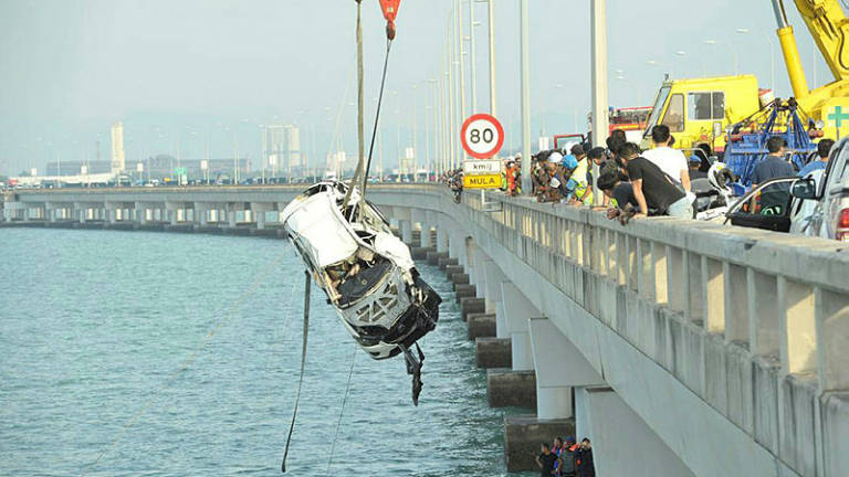 Investigation papers on Penang Bridge accident sent to AGC