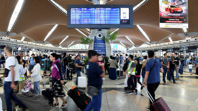 KLIA terminals expected to see 10% rise in passenger traffic during CNY: MAHB