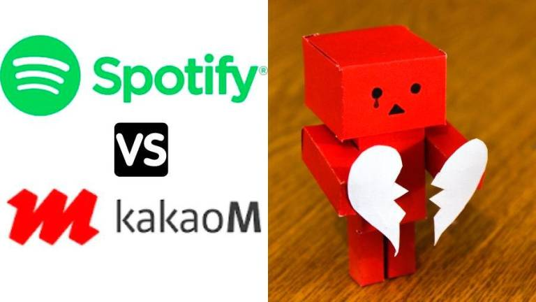 Spotify and Kakao M explain the missing Kpop songs in Spotify library