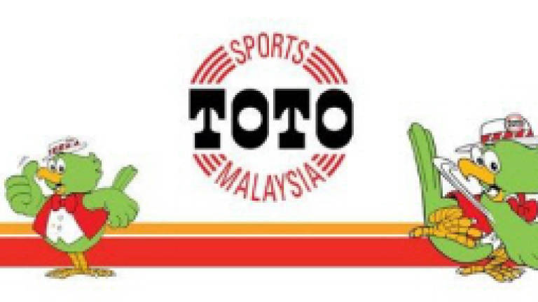 Sports Toto gives out more than RM37m jackpot in November