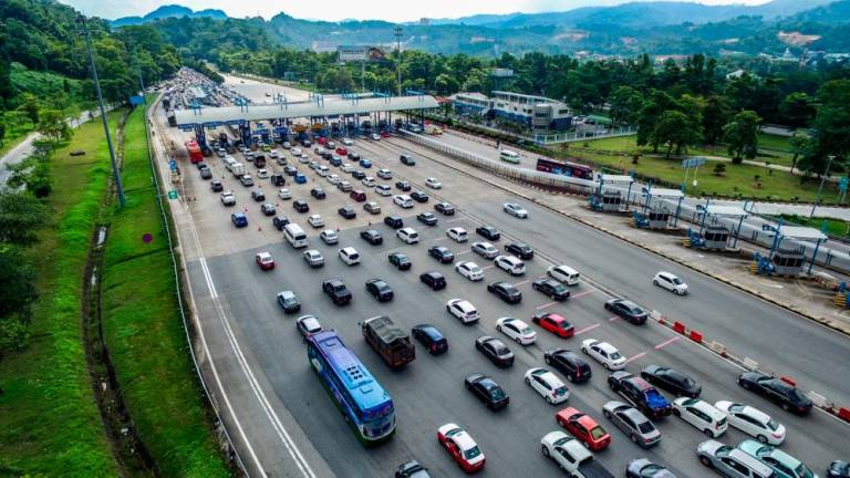 23 highways offering toll discounts for Class 1 vehicles for Aidilfitri (Updated)