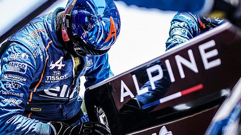 Renault S F1 Team To Race As Alpine From Next Season