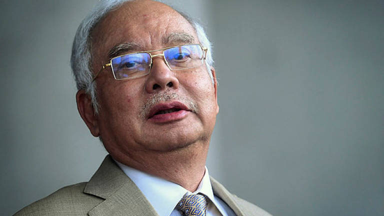 Facebook posts: Prosecution demands Najib's apology