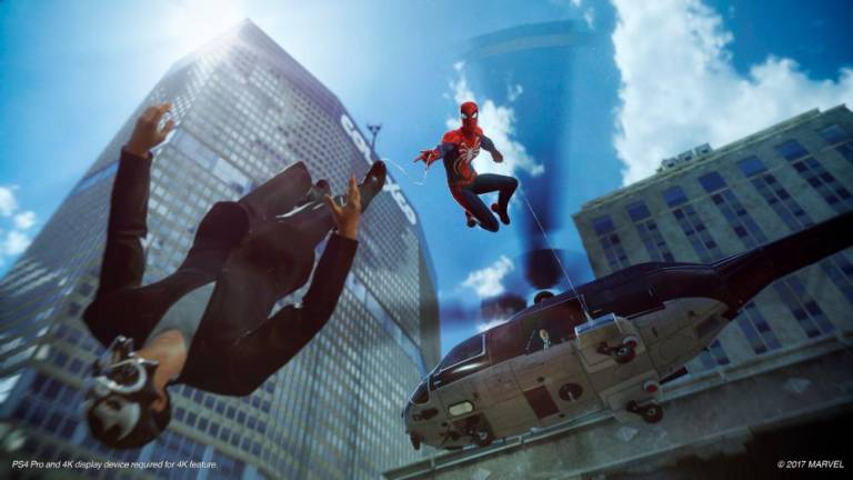 Sony buying studio behind hit Spider-Man video game