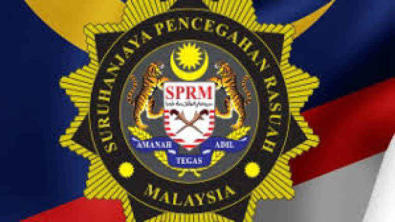 MACC arrests man suspected of soliciting RM112,000 bribe