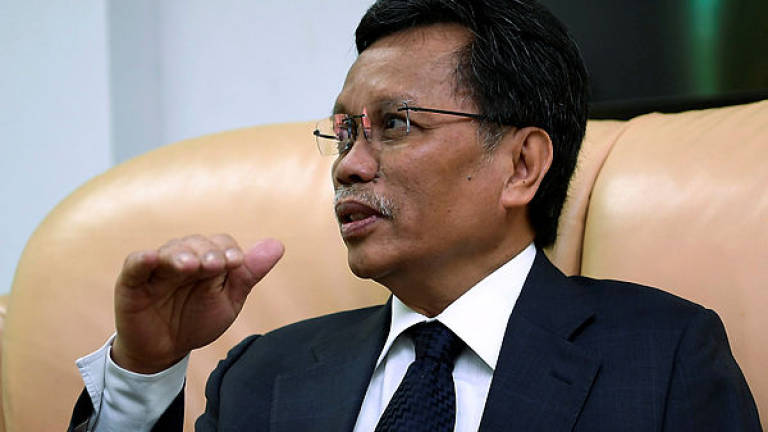 Sabah govt views seriously re-emergence of polio: Mohd Shafie