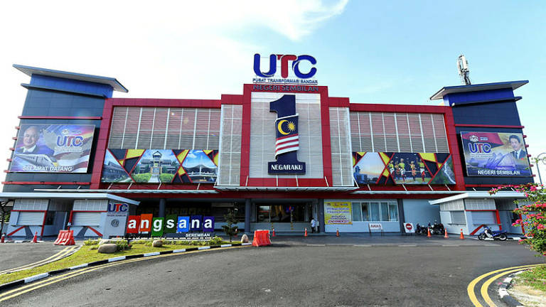Labuan's disinfection efforts start with UTC building