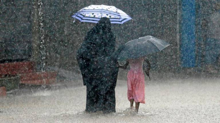 Six killed, over 15,000 people affected by heavy rains in Sri Lanka
