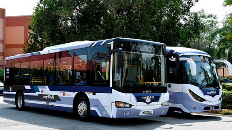 Free bus service for Malaysians in Putrajaya starting Nov 1