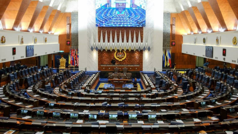 Motion on redelineation of Sabah electoral boundaries approved by parliament