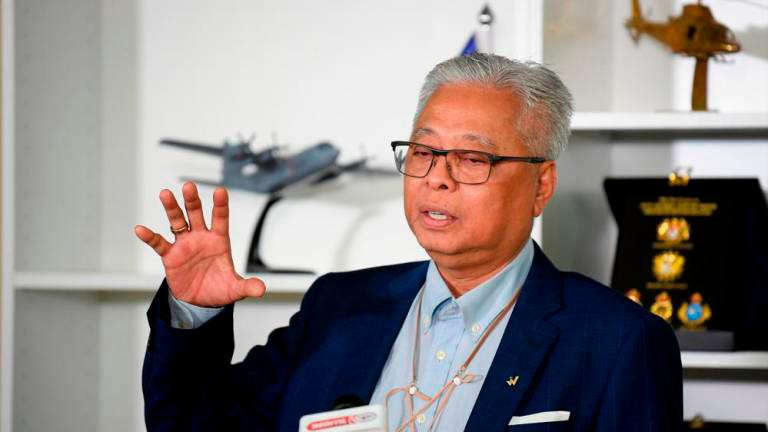 Malaysia targets to be defence asset-producing country — Ismail Sabri