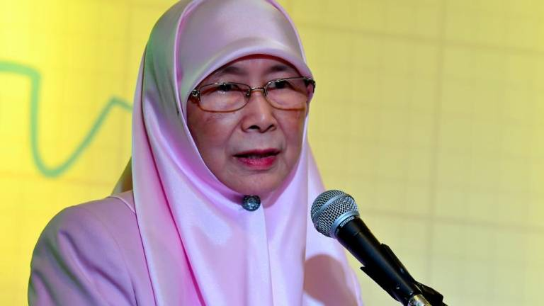 Four more Covid-19 patients fully recovered: Wan Azizah