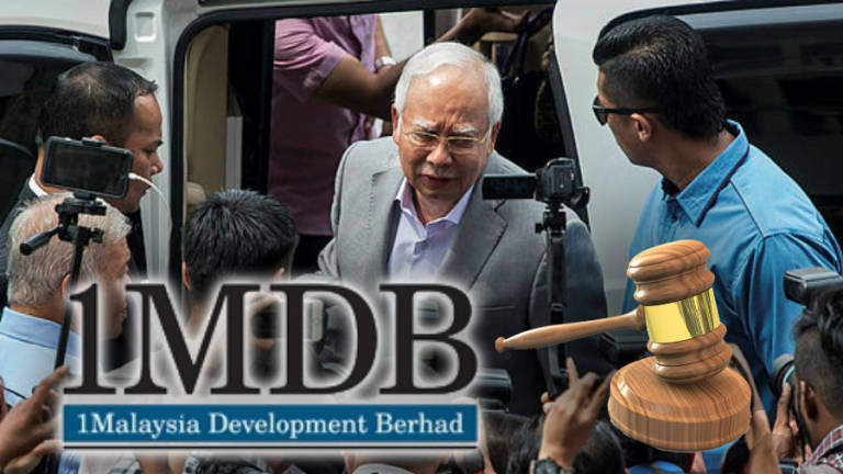 Najib applies to delay lawsuit until 1MDB case is over