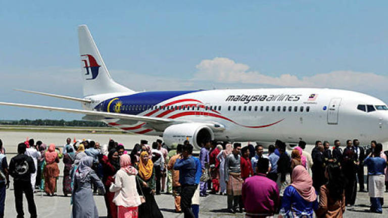 Malaysia Airlines' Amal set to fly up to 20,000 pilgrims for
