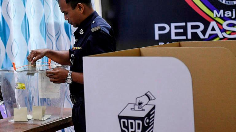 Slim by-election: Go cast your ballots without fear - Police