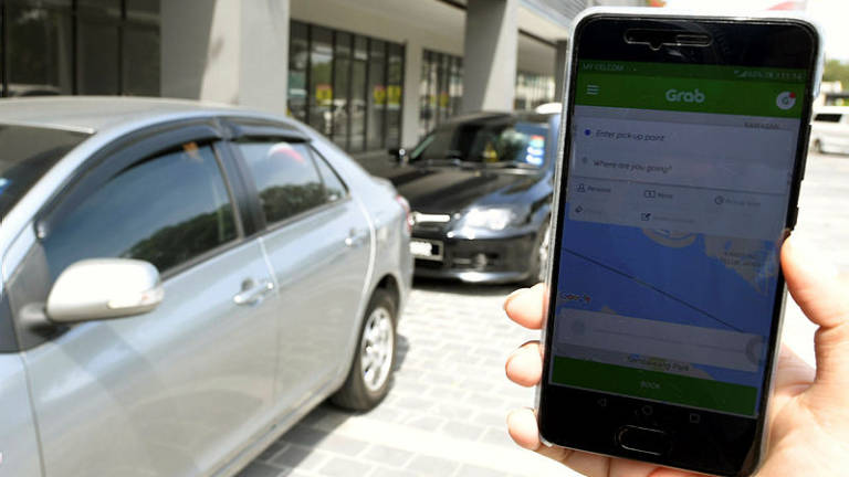 Disabled, old but not broken e-hailing drivers