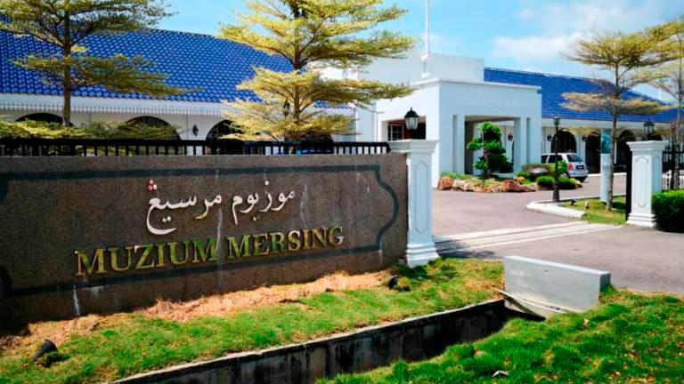 Antique sewing machine to go on display at Mersing Museum