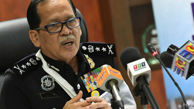 Police collect RM5.6m in traffic summonses