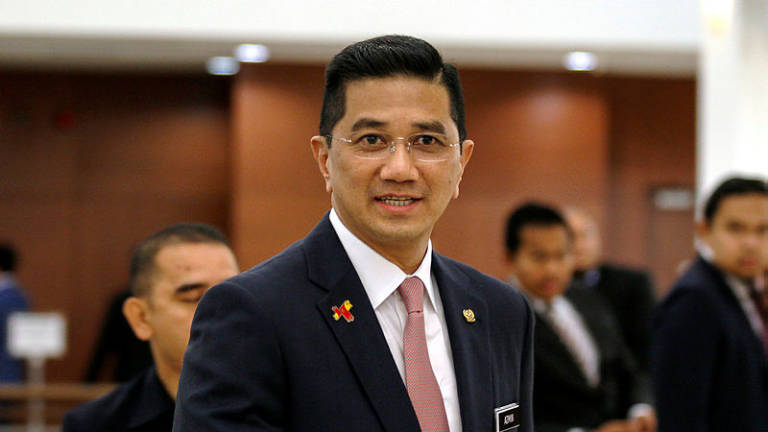No application from Azmin to form new party: RoS