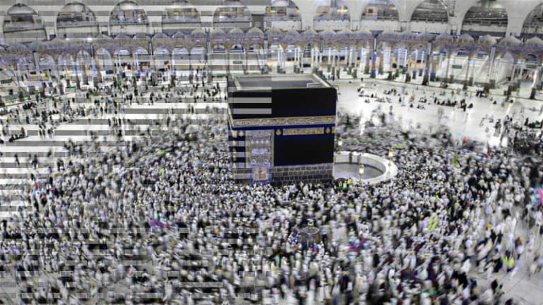 Comprehensive treatment services for haj pilgrims in Madinah