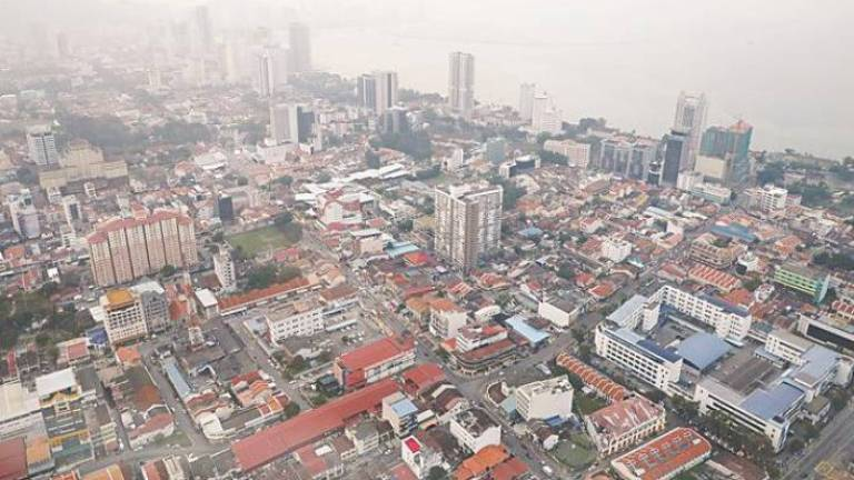 Property demand in Penang still strong despite economy