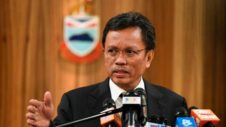 People will judge party jumpers: Shafie