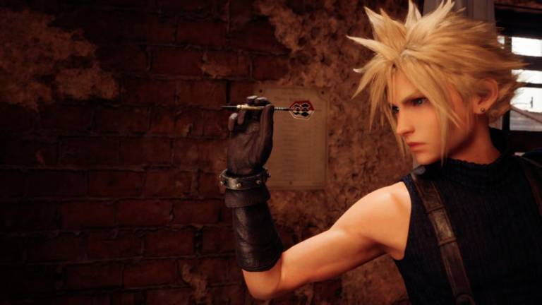 Final Fantasy VII' remake sidesteps from March into April