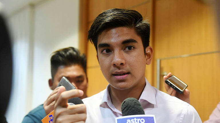 Opposition's tendency to blame the youth resulted in support for PH: Syed Saddiq