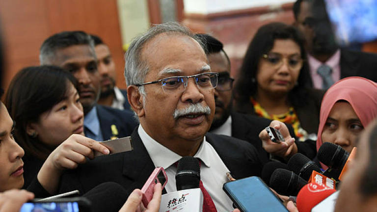 MACC records statement from Ramasamy's staff