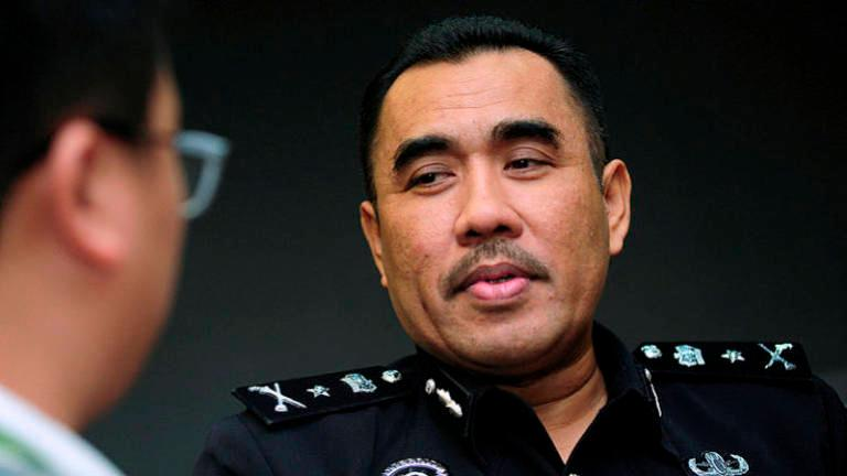 Selangor police receives 180 extortion reports