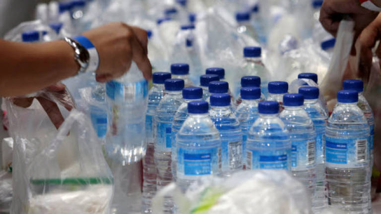 Singapore recalls Malaysian-made bottled drinking water