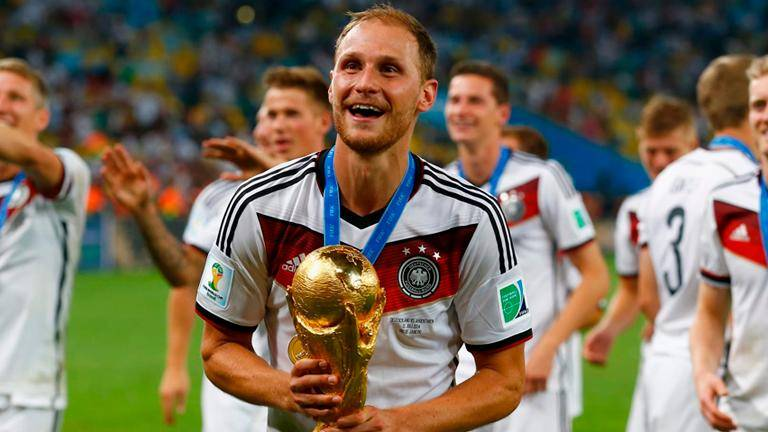 German World Cup winner Benedikt Howedes ends career