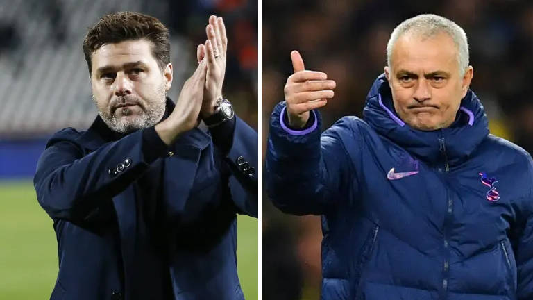 Poch 'happy' that Mour replaced him at Spurs